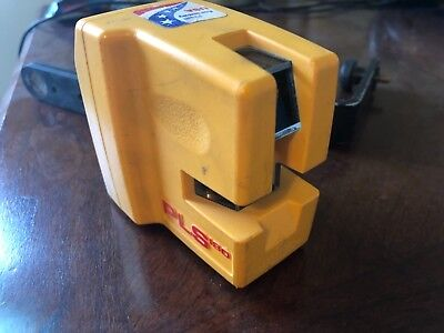 Pacific Laser Systems - PLS180 Red Laser Level Tool
