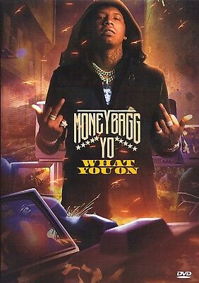 Moneybagg Yo- 'what You On'..dvd..music Videos.. 2019.. Super Hot!!!
