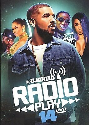 Drake, Xxx, Malone, 69, Nahmir-  'radio Play 14' ..dvd..  Music Videos.. 2019..