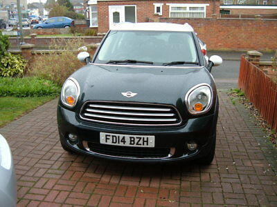 2014 Mini Countryman 1.6 All4 Cooper D 5 Door 23,464 Miles 2 Owners - Cat D
