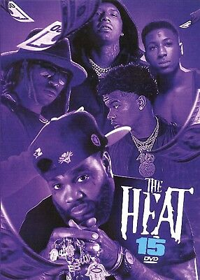 Boosie, Sheck, Dolph, Baby, Future-  'the Heat 15' .dvd. Music Videos.. 2019