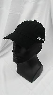 9da3f79213e NEW TAYLORMADE GOLF 2014 Core Relaxed Adjustable Hat Black -  3.99 ...