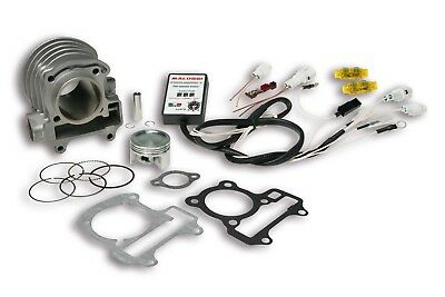 Malossi Big Bore 83cc Top End Cylinder Kit Honda NSC50R Vision 50 ie 4T AF72E