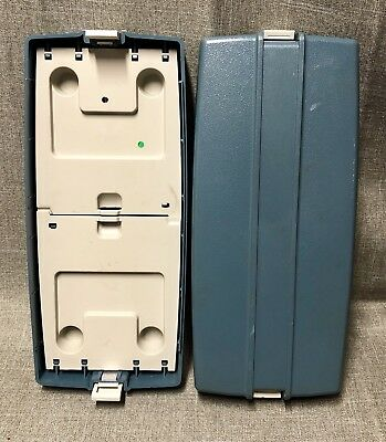 Tektronix Tm515 Portable Plug In Mainframe Front And Rear Hard Plastic Covers