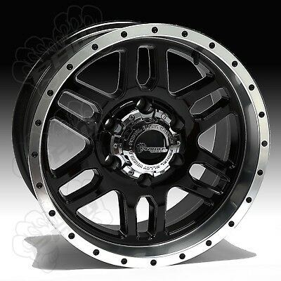 16X8 Alloy wheels to suit camper, caravan or trailer and boat trailer