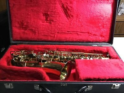 Vintage King Saxophone By H.N.White