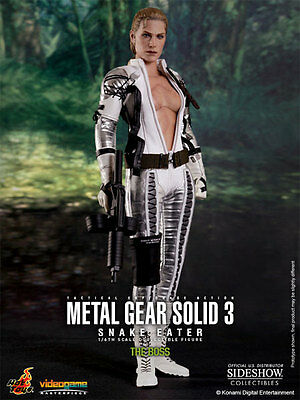 Metal Gear Solid 3: Snake Eater~The Boss~Sixth Scale Figure~Hot Toys~Mib