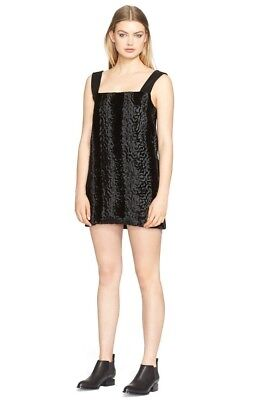 19d3784c0f  395 T BY Alexander Wang Faux Suede Lace Up Front Bodysuit In ...