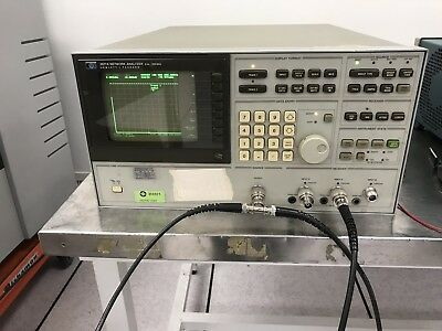 Agilent HP 3577A Network Analyzer 5Hz to 200MHz Item As-Is