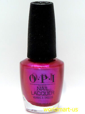 OPI Lacquer Nail Polish TOKYO Collection NL T84- All Your Dreams In Vending Mach