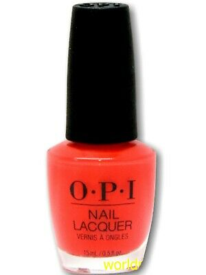 OPI Lacquer Nail Polish TOKYO Collection NL T89- Tempura-Ture Is Rising!