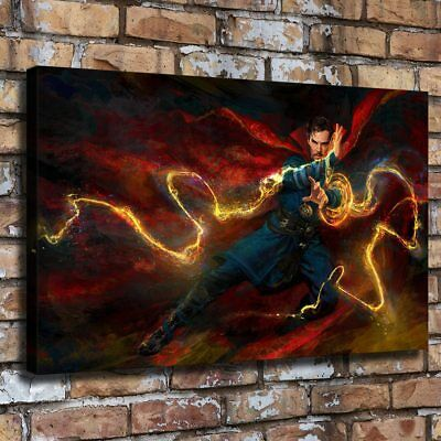 Super hero HD Canvas prints Painting Home Decor Picture Room Wall art 109071