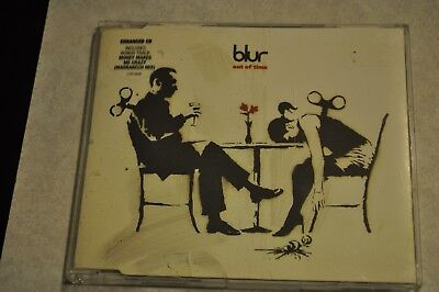 Out of Time [Single] by Blur (CD, Apr-2003, Emi) VG