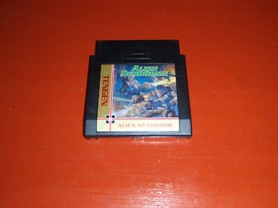 Alien Syndrome (Nintendo Entertainment System, 1988) -Cart Only
