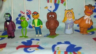 """1970's Fisher Price """"muppet Show"""" Figures"""