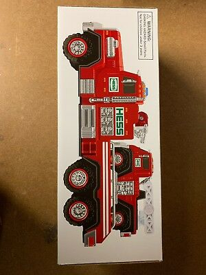 New 2015 51st Hess Collectible Toy Fire Truck and Ladder Rescue