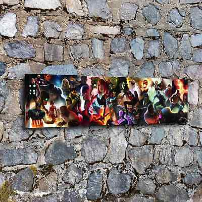Super hero HD Canvas prints Painting Home Decor Picture Room Wall art A1167