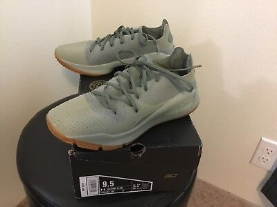 save off d51e3 abef7 UNDER ARMOUR UA Curry 4 Low Basketball Shoes size 9.5 Steph Curry with box
