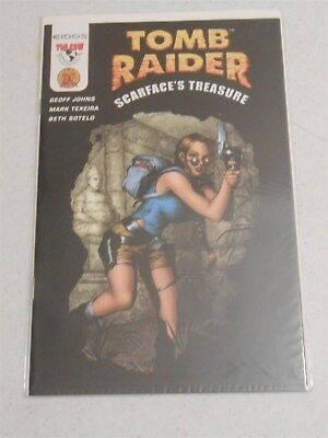 Tomb Raider Scarface's Treasure #1 (Dynamic Forces Exclusive Cvr B) (9.2 NM-)
