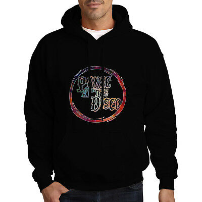 Panic at the Disco Logo space Unisex Hoodie