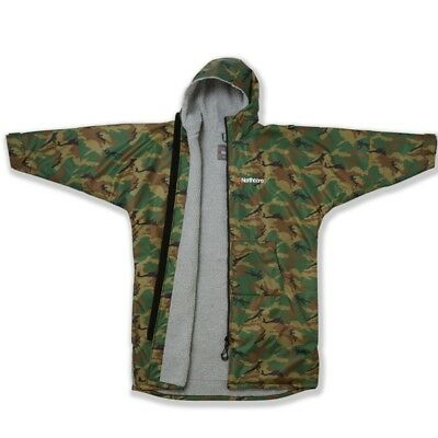 100a7cc558 Dryrobe Advance Long Sleeve Small (small adult kid) outdoor change robe -  Camo G.