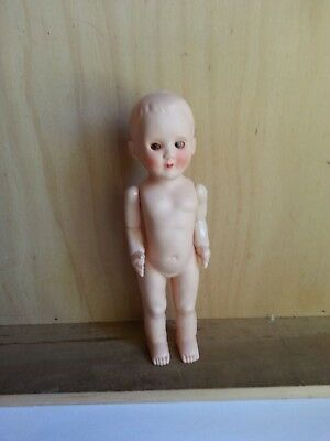 Collectable vintage doll, 1940's English doll