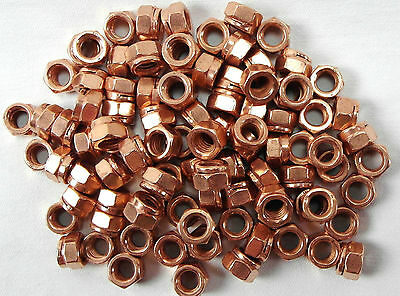 Copper Nut M8 M10 SW12 SW13 SW14 SW17 DIN14440 DIN6927 Thermag Exhaust Manifold