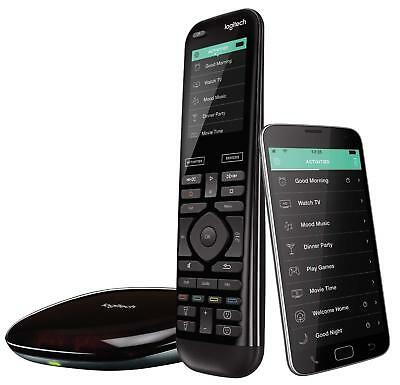 Logitech Harmony Elite Remote Control and Hub - 915-000256