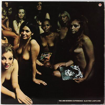 The Jimi Hendrix Experience, Electric Ladyland  Vinyl Record *USED*