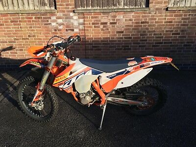 KTM 450 EXC 2015 Factory Edition