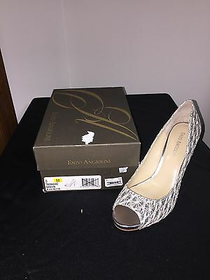 Enzo Angiolini Shoes Sz 8 Wedding, Prom