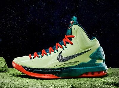 huge discount 24bee e6741 Nike Kevin Durant Kd V 5 All Star Galaxy Us 9 Uk 8 42.5 Raygun Area