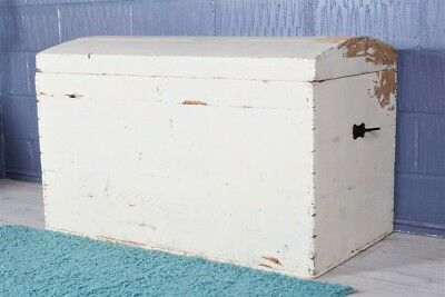 Delivery Options - Very Large Antique Pine Farmhouse Blanket Box/Chest/Trunk