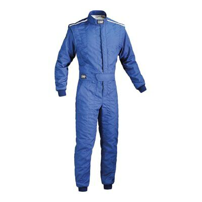 Ia01828A04148 Omp First-S Race Suit - New Entry Level Fireproof Fia 2014 Model