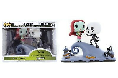 Funko Pop Movie Moment The Nightmare Before Christmas Under the Moonlight #32834