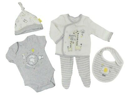 Baby Boys Sleepsuit BabyGrow Newborn to 6-9 Months 100% Cotton Fab Designs