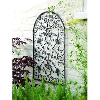 Large Metal Sun Wall Decor Galvanized Garden Art Indoor Outdoor