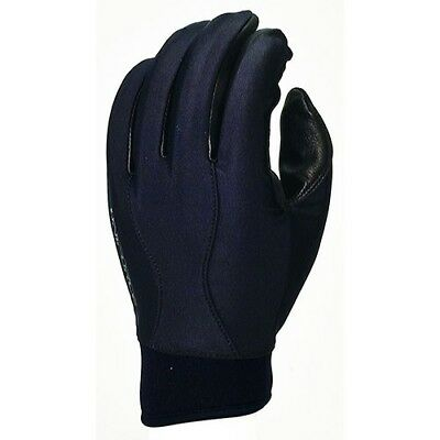Franklin PRO Uniforce Size SMALL 2nd Skinz II Black Tactical Police Duty Gloves