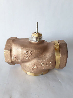 Brass mixing valve by Belimo, model G350 2 inch SLS