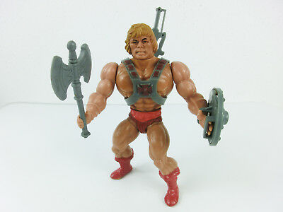 Masters Of The Universe He Man 1981 Taiwan Actionfigur He Man Motu Vintage