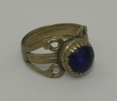 Nice Post Medieval Silver Ring - No Reserve  901