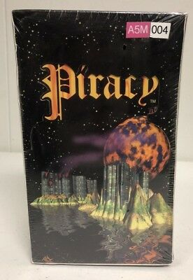 Galactic Empires Piracy Science Fiction TCG Booster Box - 80 Sealed Packs NIB