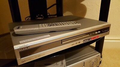 Sony  RDR-HXD710 160GB DVD recorder. Great condition. With remote and manual.