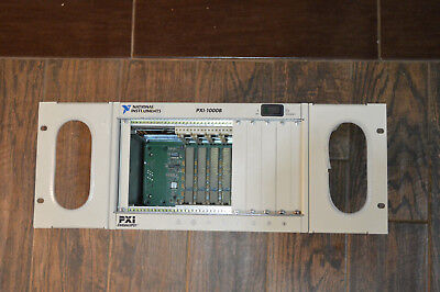 National Instruments PXI-1000B 8 Slot 3U, PXI / Compact PCI, PXI Mainframe