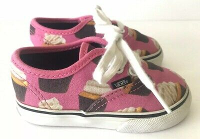 3ee0375058 VANS OLD SKOOL (Infant Baby Girl Size 3C) Soft Bottom Crib Shoes ...