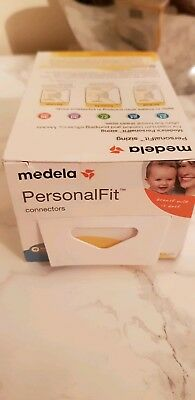 Medela Connector For Breast Shield Personal Fit NEW Unboxed