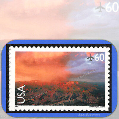 2000 GRAND CANYON Scenic American Landscapes 60¢ Single AIR MAIL #C135