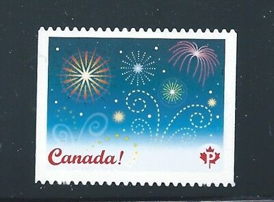 Canada #2259i Celebrations Die Cut From Annual Collection MNH **Free Shipping**