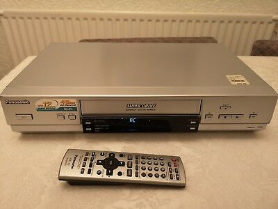 Panasonic NV-HV61 VHS Video Recorder Player Vintage VCR