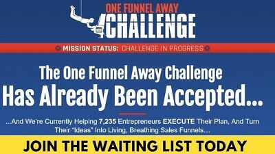 Russell Brunson – One Funnel Away Challenge Complete Training Course